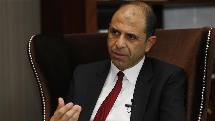 If diplomacy fails, TRNC will do its own drilling
