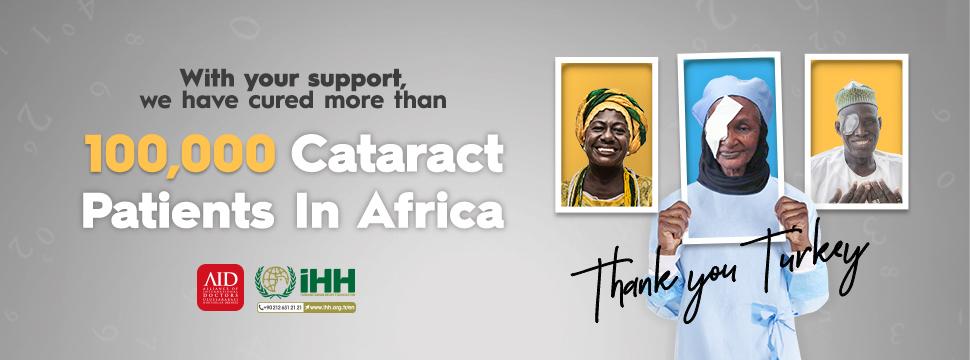 İHH İnsani Yardım Vakfı - AFRICA