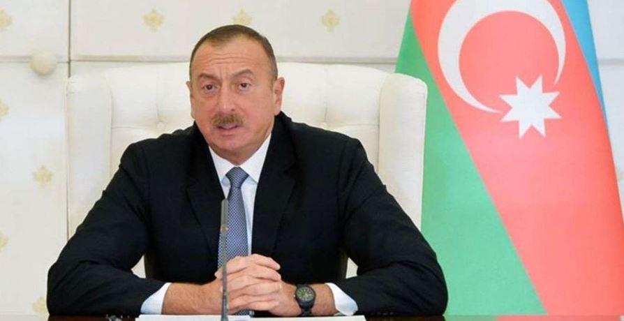 Ilham Aliyev: Azerbaijani Army liberates 4 villages of Jabrayil district