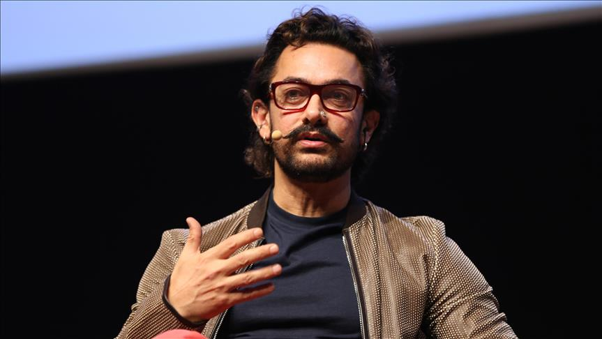 Indian actor Aamir Khan says new movie is woman-centric
