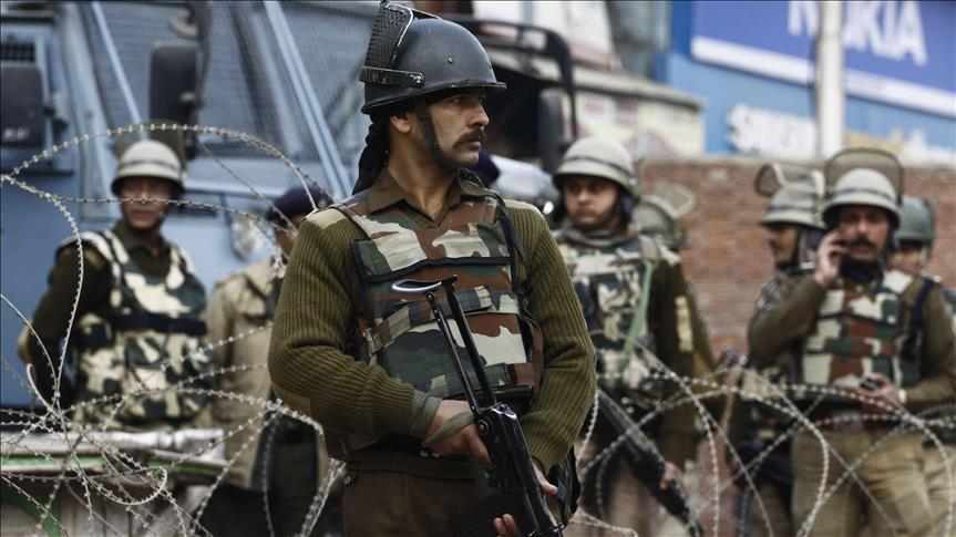 Indian security forces kill 3 Kashmiri militants