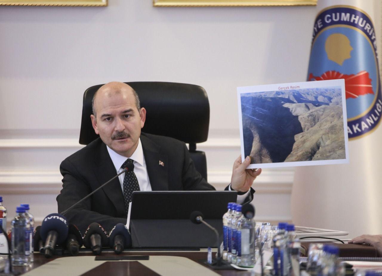 Interior Minister Süleyman Soylu: