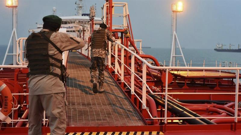 Iran detains UAE ship and its crew after fishermen killed