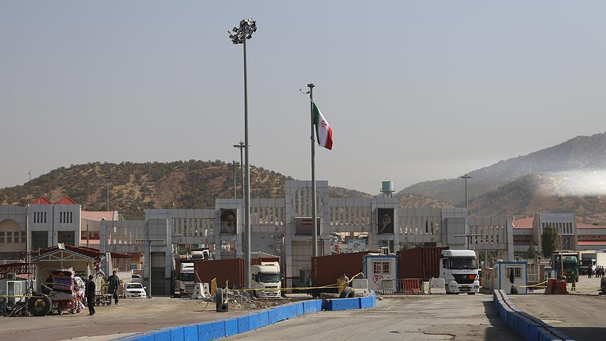 Iran reopens border crossings with Iraqi Kurdish region