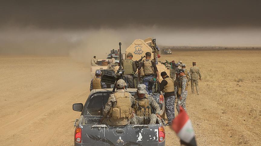 Iraqi forces retake strategic district of eastern Mosul