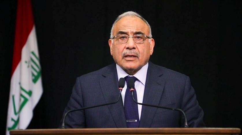 Iraqi PM Abdul Mahdi submits resignation to parliament