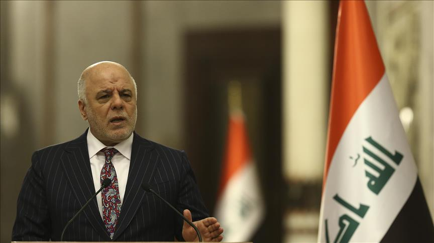 Iraqi PM asks for help rebuilding, resettling displaced