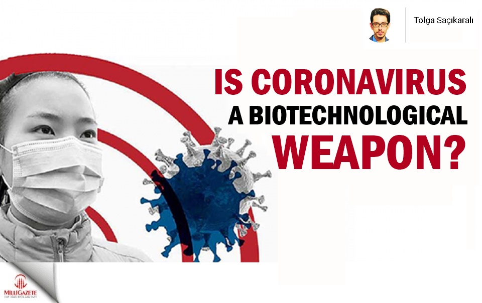 Is coronavirus biotechnological weapon?