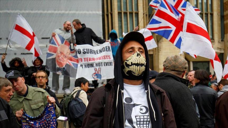 Islamophobic attacks on UK mosques double