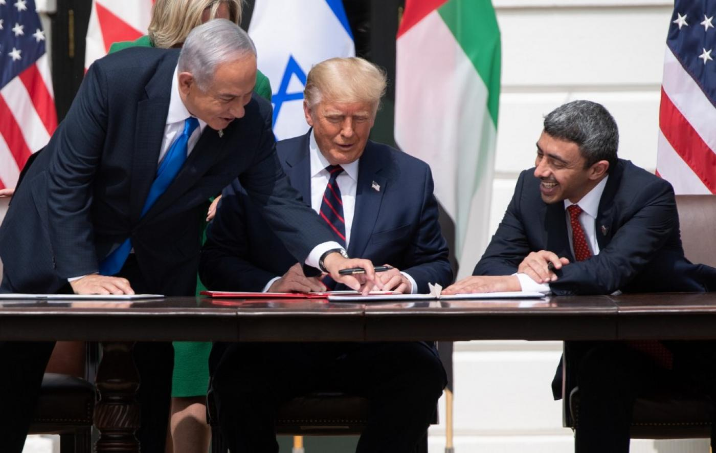 Israel and the UAE working together to eliminate UNRWA