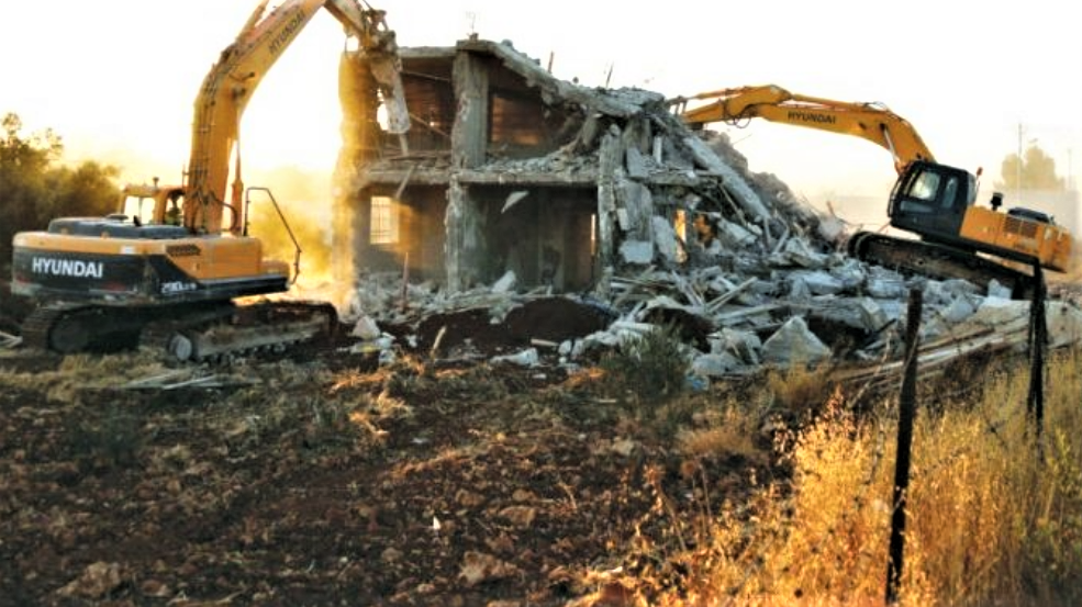Israel continues to demolish Palestinian homes in West Bank