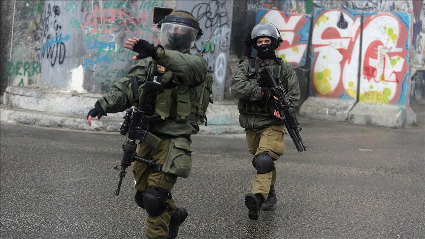 Israel detains 22 Palestinians in West Bank raids