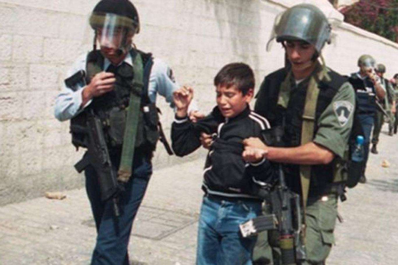 Israel killed more than 3,000 Palestinian children since Second Intifada