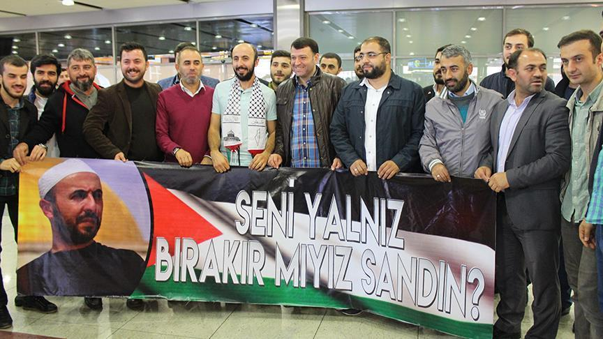 Israel releases Turkish national accused of 'espionage'