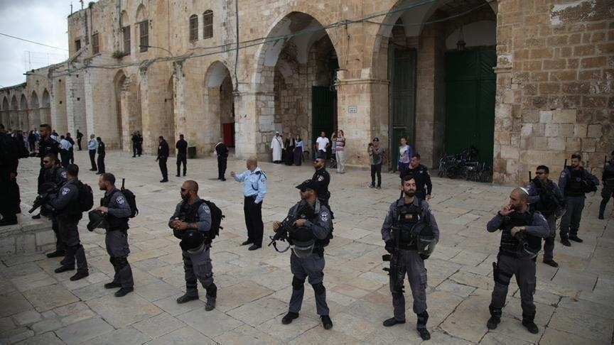 Israel restricts Palestinians from praying at Al-Aqsa