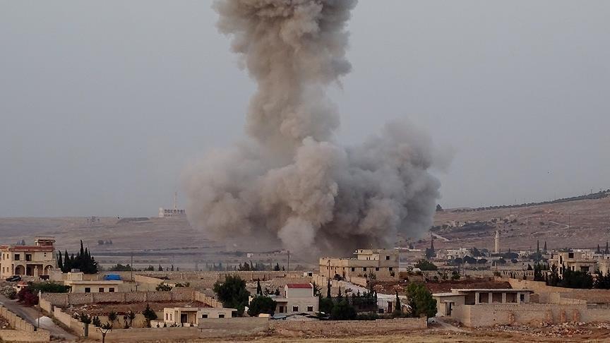Israeli army shells Assad forces in southwest Syria