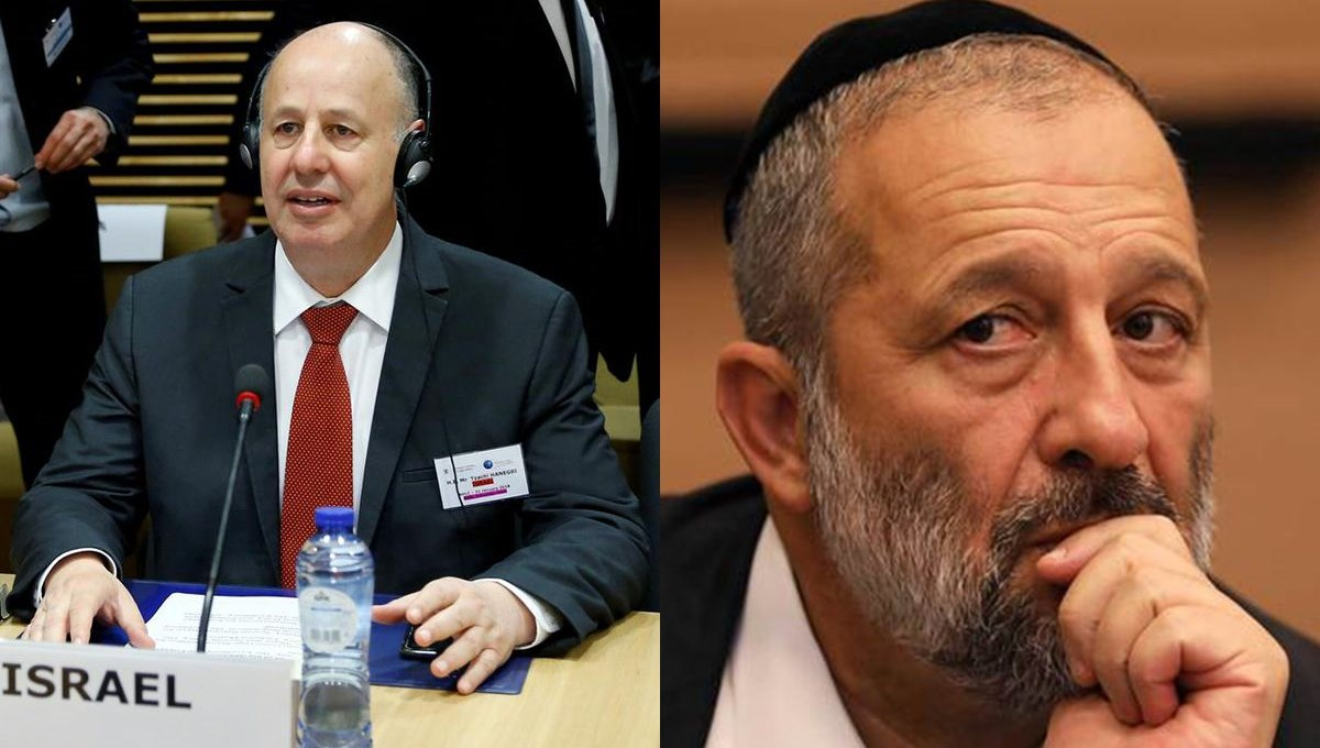 Israeli ministers quarantined on suspicion of COVID-19