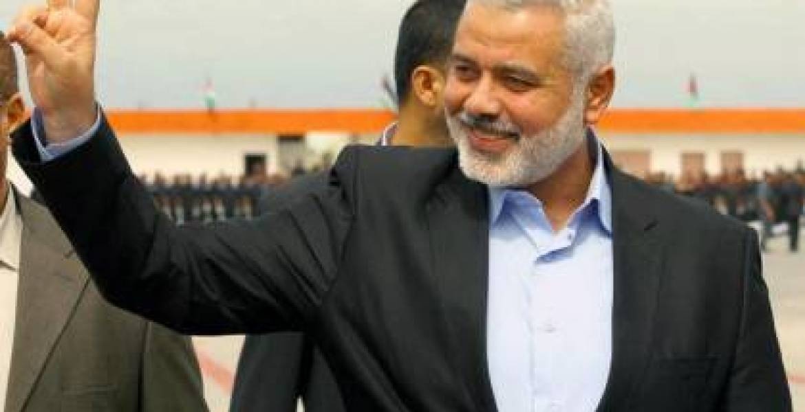 Israeli occupation begged for ceasefire after launching offensive against Gaza, Haniyeh says