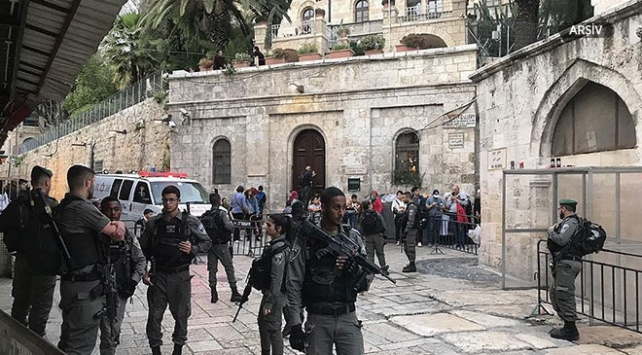Israeli regime kidnaps several Palestinians in West Bank and Jerusalem