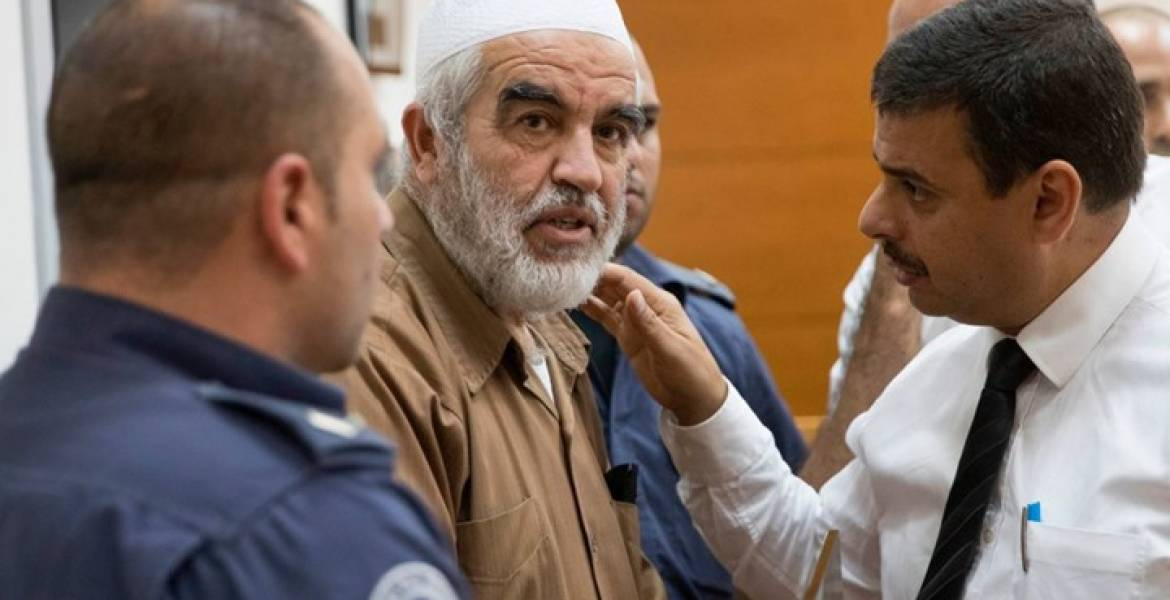 Israeli rejection to delay jailing Raed Salah reflects disregard for his life: Hamas spokesperson
