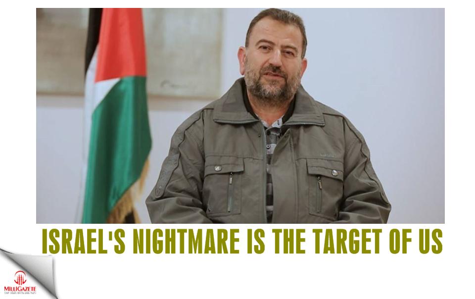 Israels nightmare is the target of US