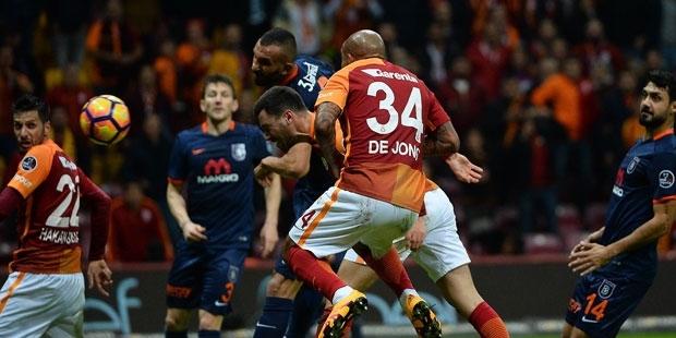 Istanbul Basaksehir beats Galatasaray