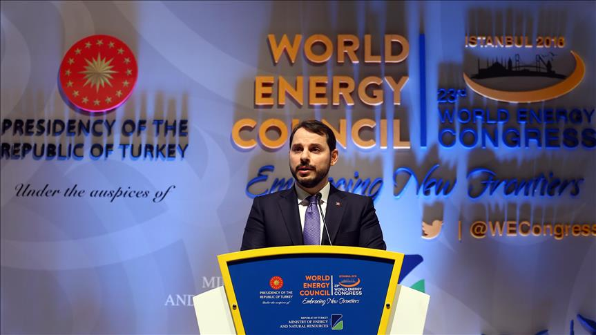 Istanbul energy conference to 'open new horizons'