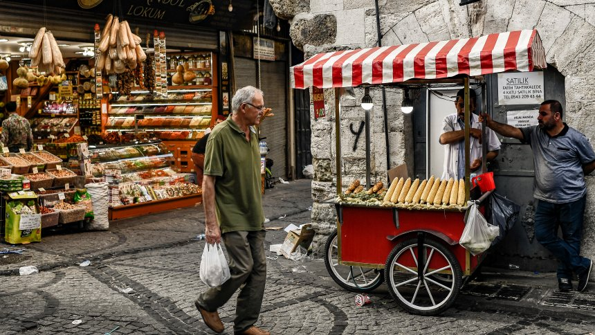 Istanbul inflation slows to 11.28 percent in October