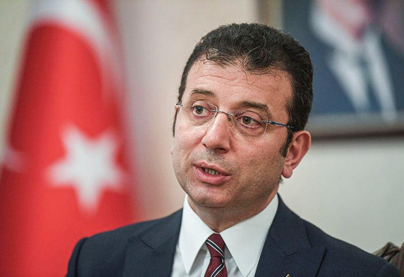 Istanbul Mayor's security increased due to assassination threat