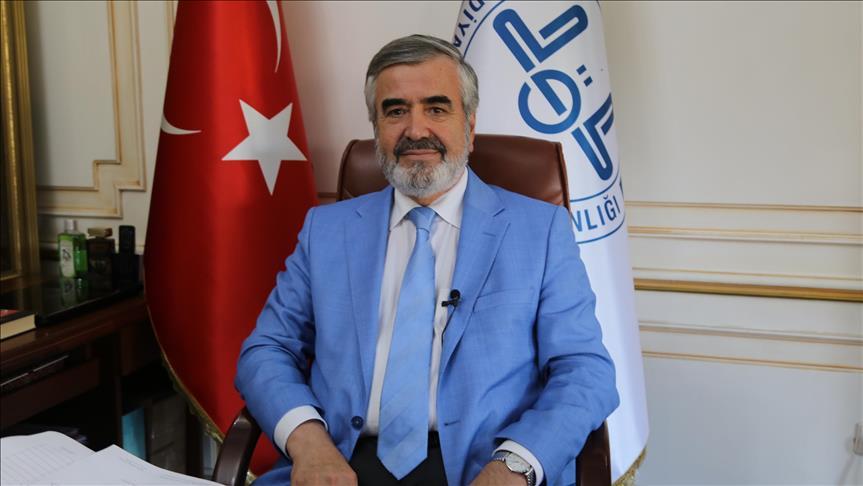 Istanbul mufti backs nationwide organ donation campaign