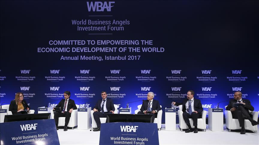 Istanbul to host world business angels' forum
