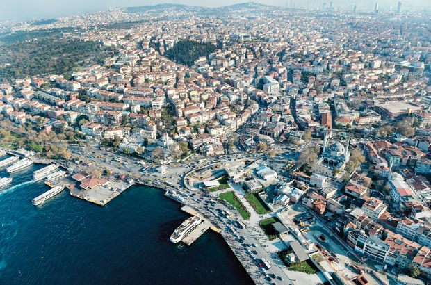 Istanbul's most valuable district
