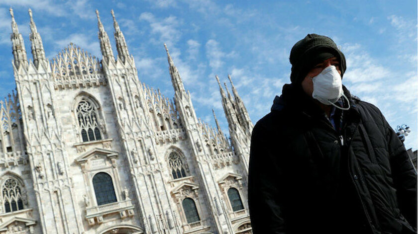 Italy reports 368 coronavirus deaths in 24 hours: Latest updates