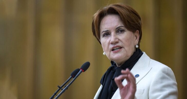 İYİ Party head Akşener accuses gov't of being late in introducing tight measures against COVID-19