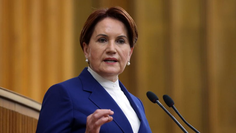 İYİ Party head Akşener calls on gov't to respond against interception of Turkish ship