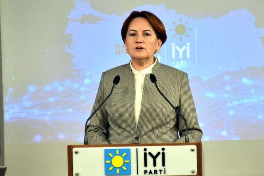 İYİ Party head Akşener predicts elections will take place before 2023