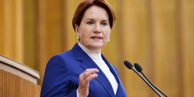 "İYİ Party head Akşener slams MHP Chair Bahçeli over his party's ""free bread"" campaign"