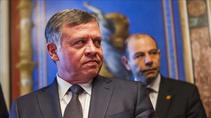 Jordan's King Abdullah II: 'US embassy move to Jerusalem will hurt peace'
