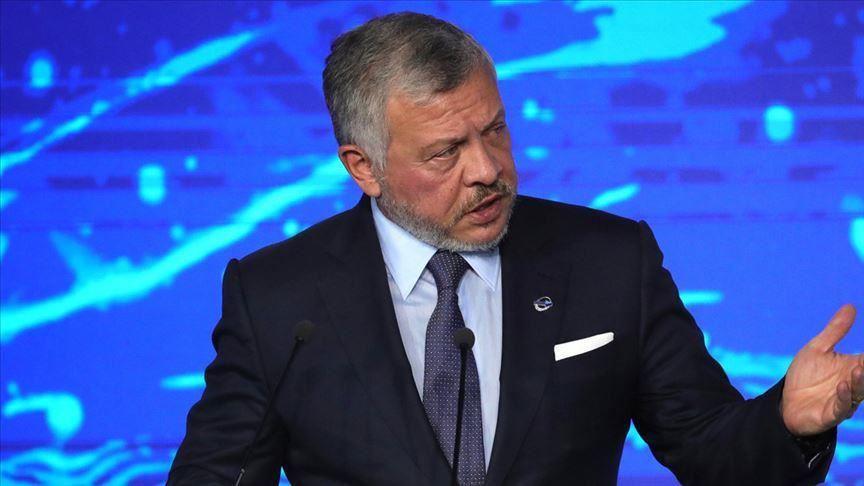 Jordan warns Israel of massive conflict over annexation