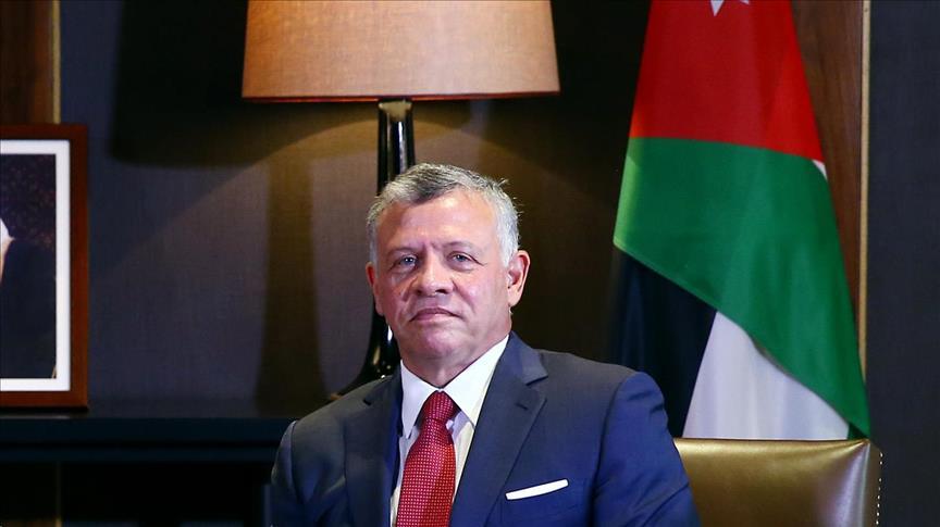 Jordanian king, Saudi crown prince meet in Riyadh