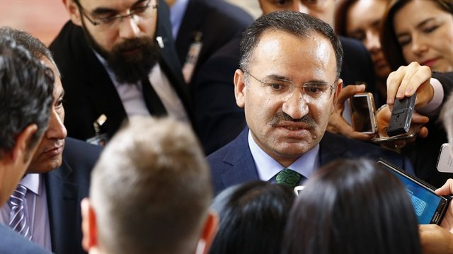 Justice Minister: PKK found to be behind Turkey's Izmir attack