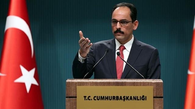 Kalin: Turkey has right to close Incirlik Airbase
