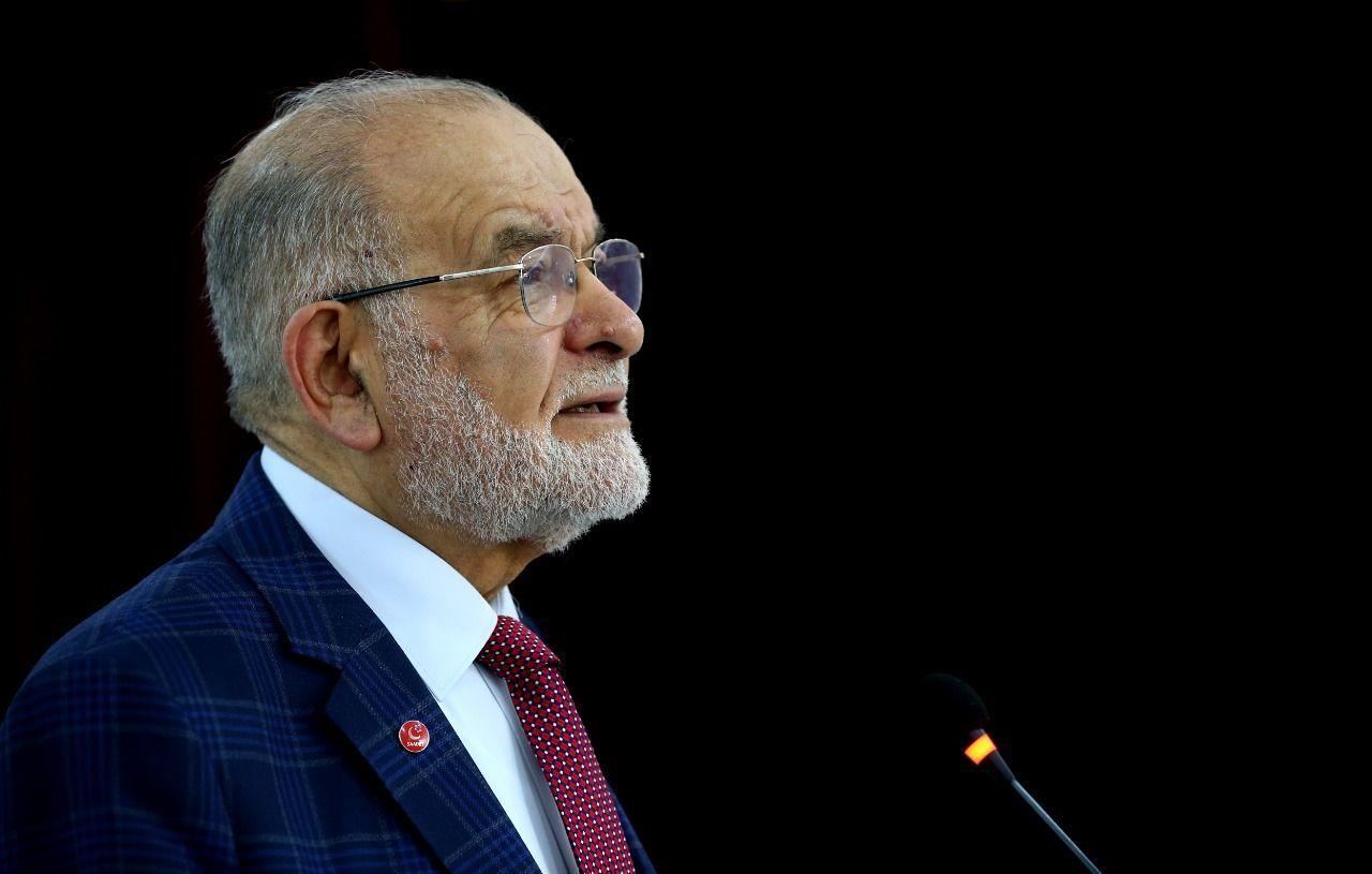 Karamollaoğlu addressed NGO representatives and academics in the USA