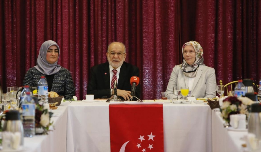 "Karamollaoğlu: ""All their efforts to eliminate the family!"""