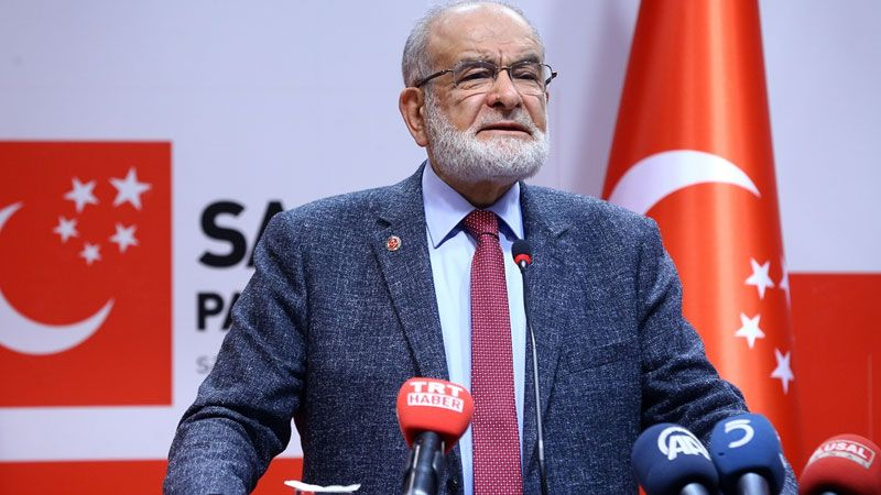 Karamollaoğlu appointed as the Head of High Advisory Board of Saadet Party