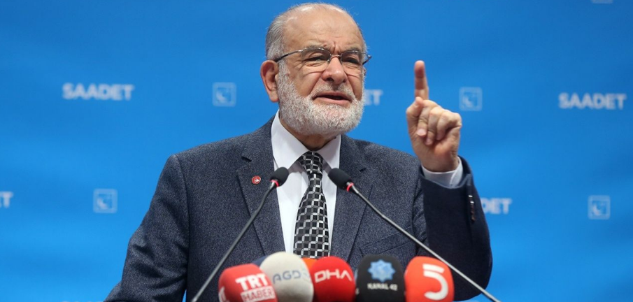 Karamollaoğlu: Appointment of trustees a blow to democracy, law