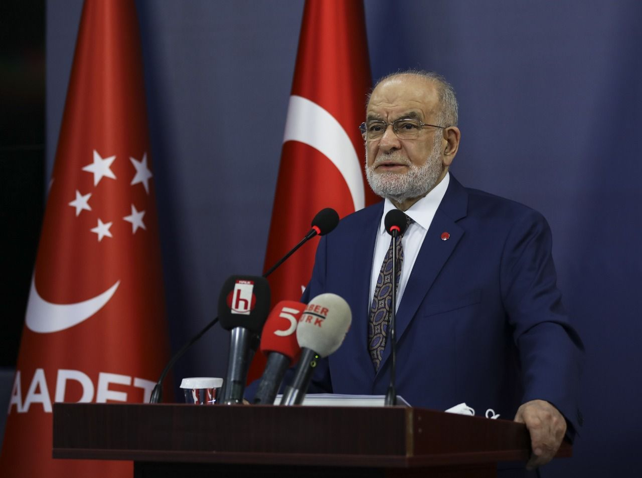 """Karamollaoğlu: """"Citizens got tired of the cost of living"""""""