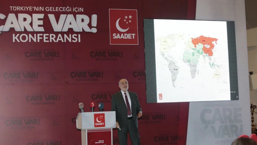 "Karamollaoglu: ""If we shift to the production economy, we can stand up"""