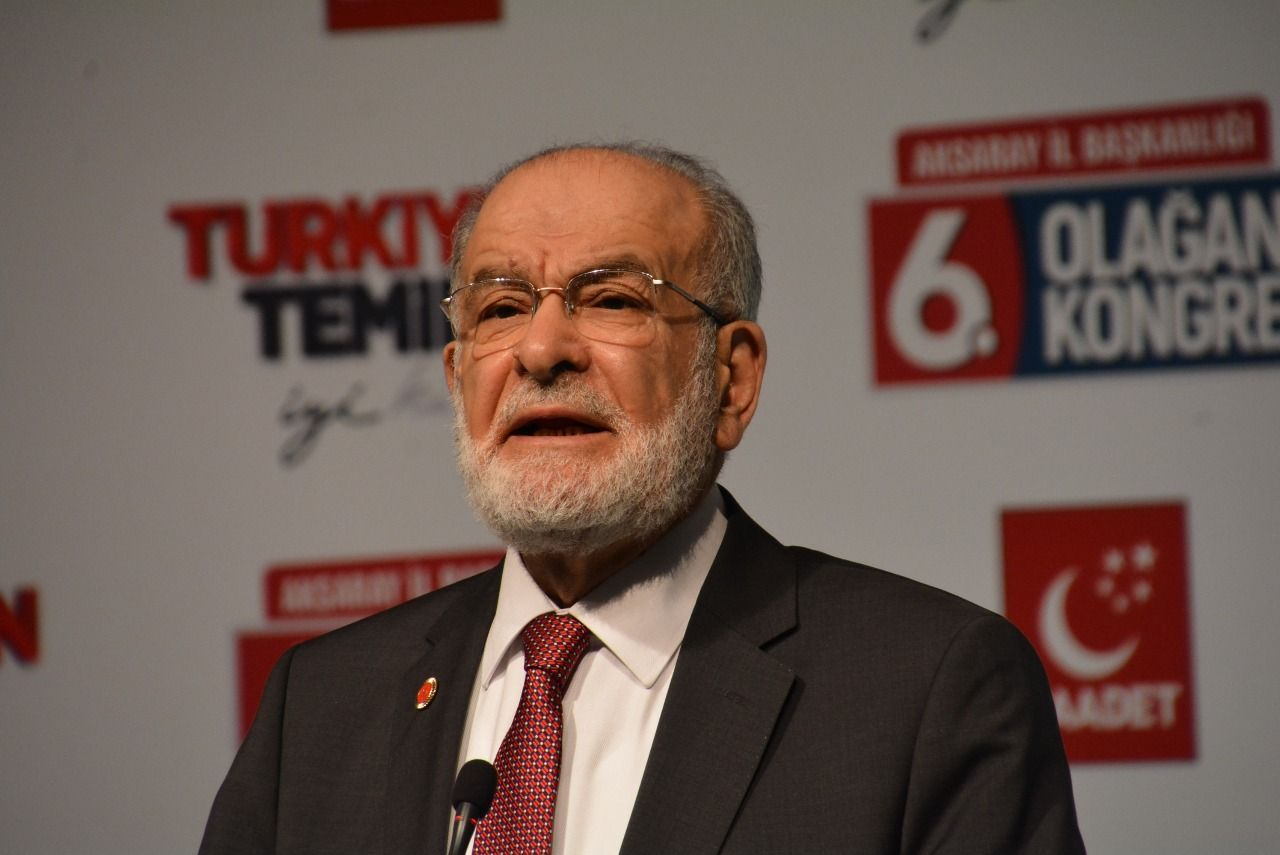 Karamollaoglu issues special message marking Sundays Mothers Day celebrations
