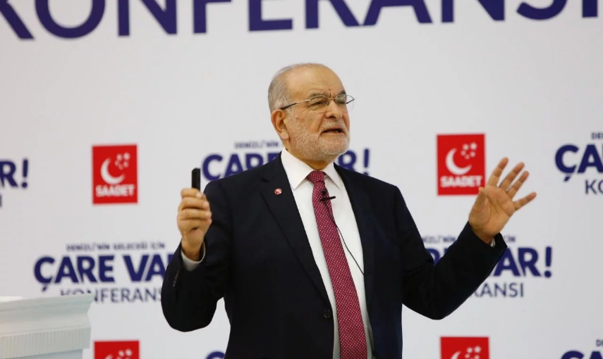 "Karamollaoglu: ""Patriots cannot protect us"""